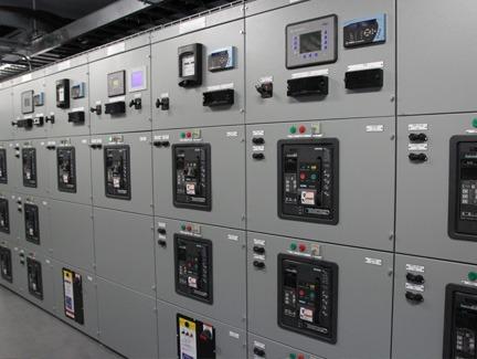 UL1558 switchgear front