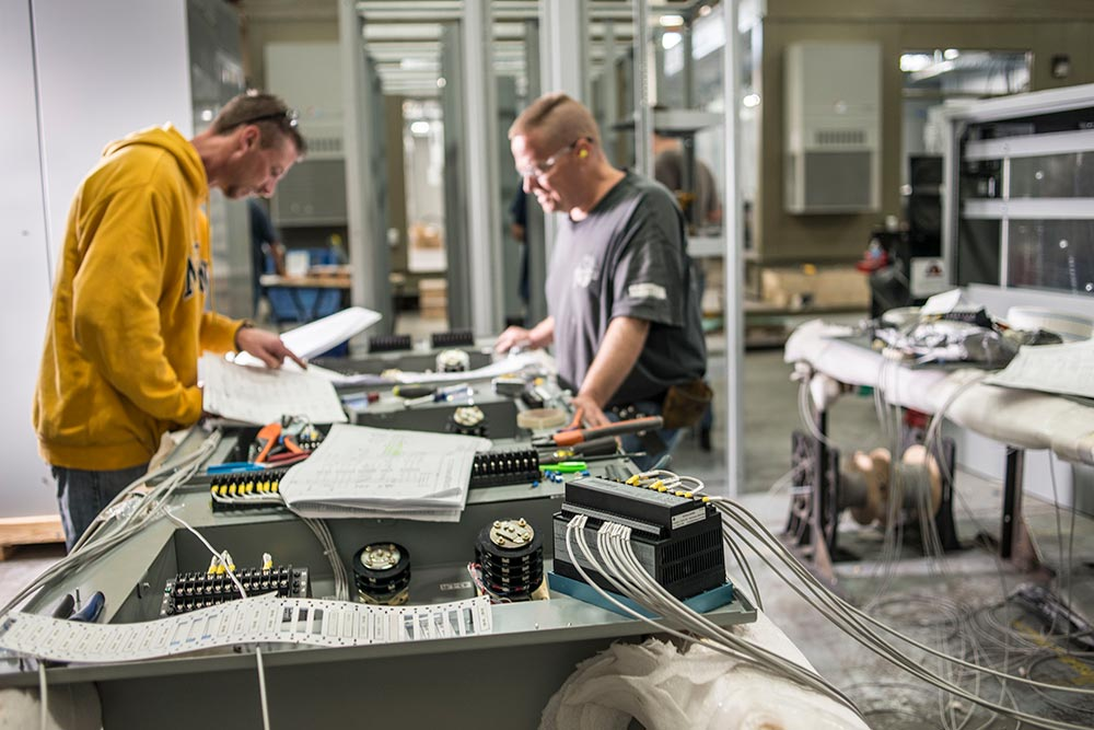 Power Distribution, Custom Controls : ESS Metron: Careers