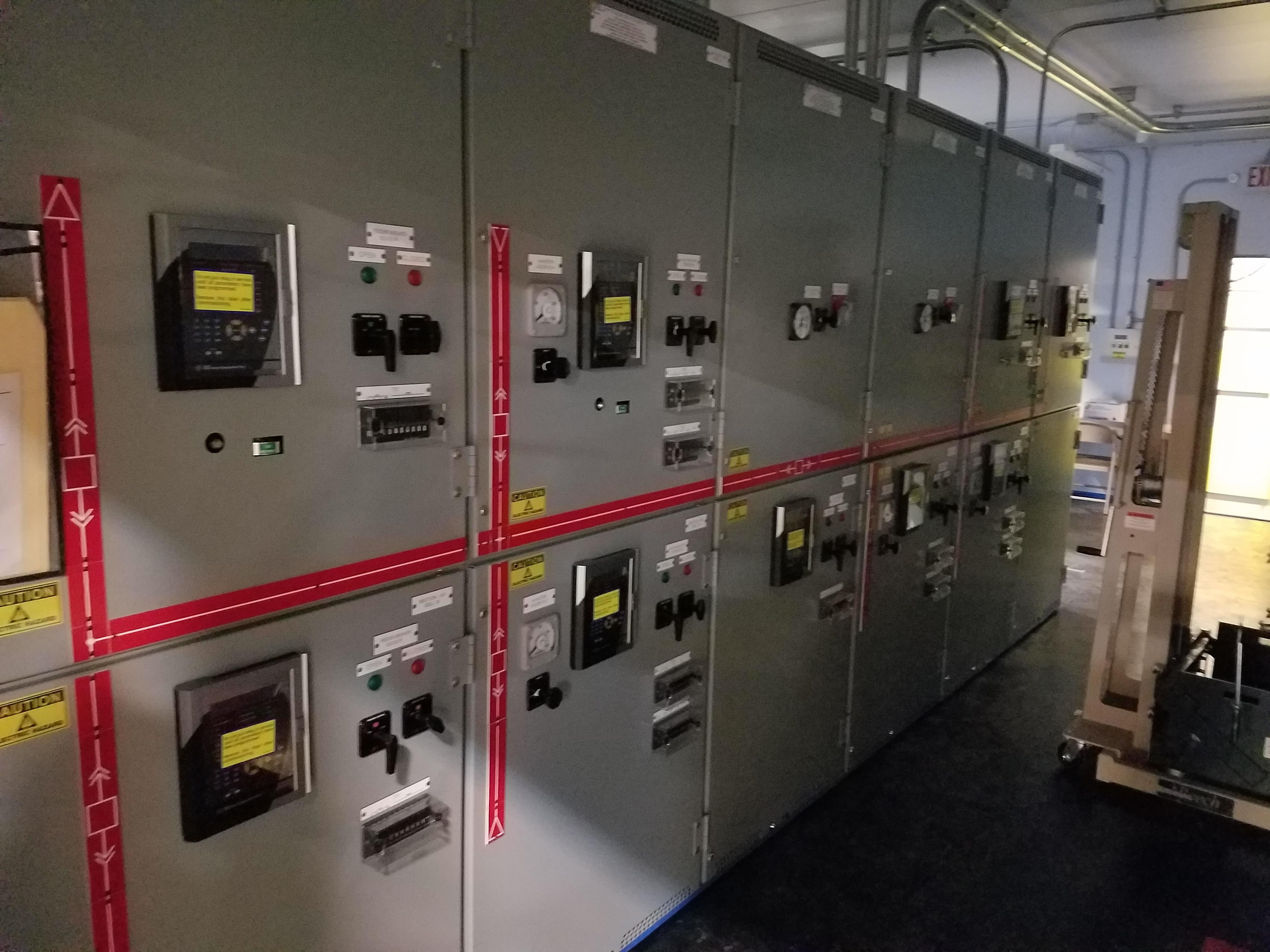 IEC Switchgear - Medium Voltage Switchgear